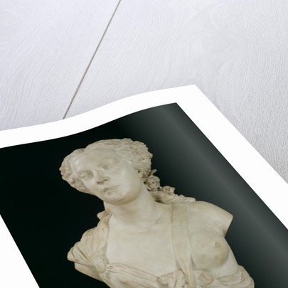 Bust of Madame Sabatier by Jean Baptiste Auguste Clesinger