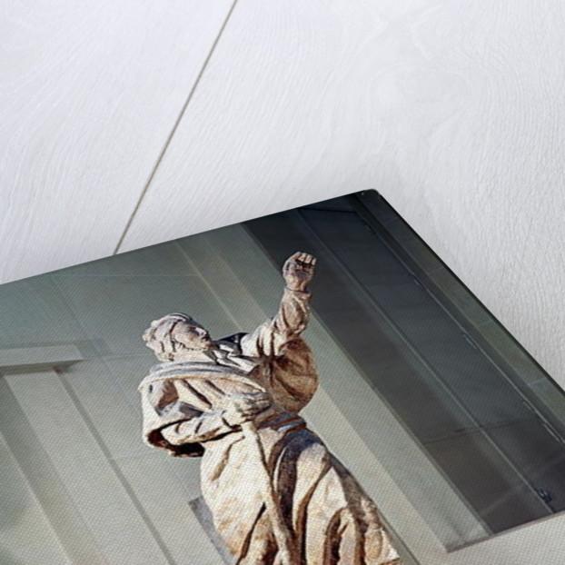 Adam Mickiewicz by Emile-Antoine Bourdelle