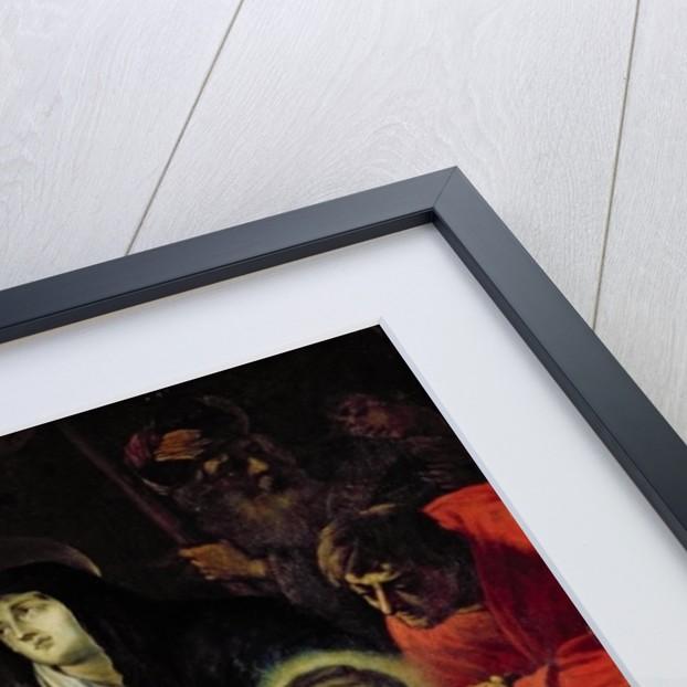 The Deposition by Pieter van Mol
