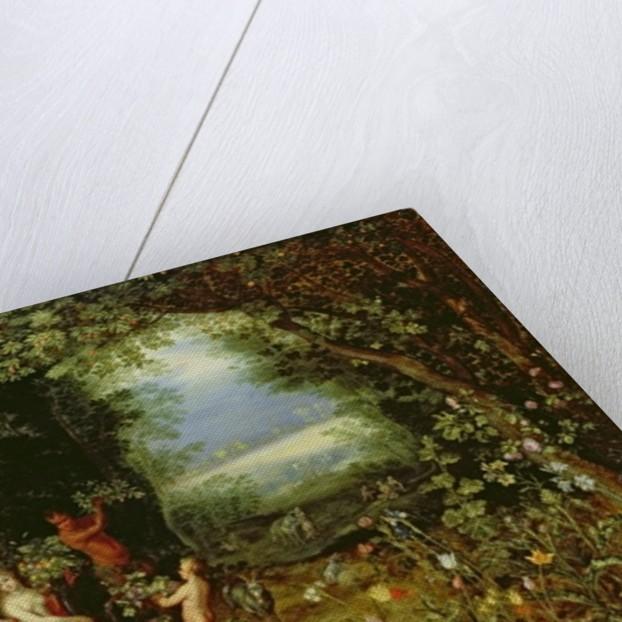 Allegory of the Earth by Jan & Balen