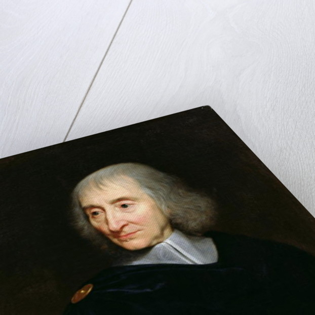 Arnauld d'Andilly by Philippe de Champaigne