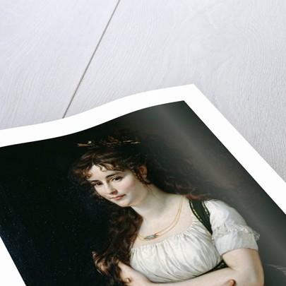 Madame Pasteur by Baron Antoine Jean Gros