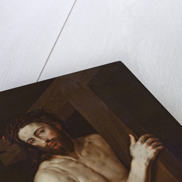 Christ Carrying the Cross by Michiel I Coxie or Coxcie