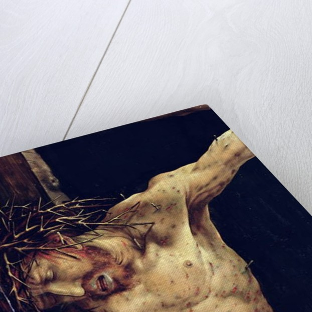 The Face of Christ by Matthias Grunewald