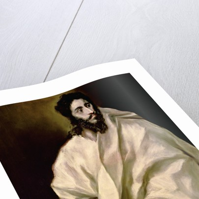 St. Bartholomew by El Greco