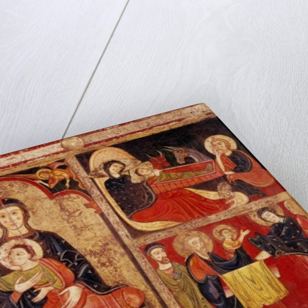 Altar Frontal of Santa Maria d'Avia, Bergueda by Master of Avià