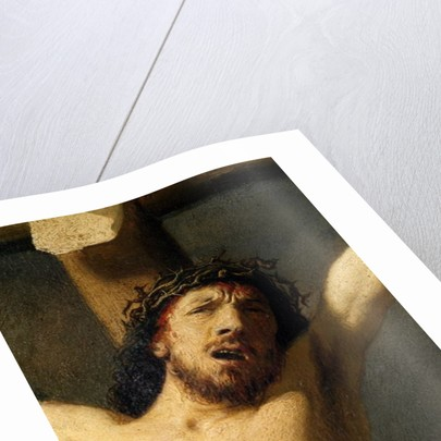 Christ on the Cross by Rembrandt Harmensz. van Rijn
