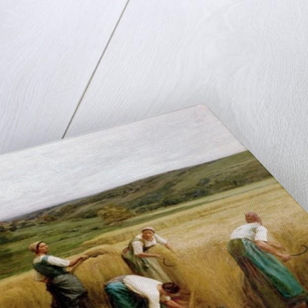 Harvest by Leon Augustin Lhermitte