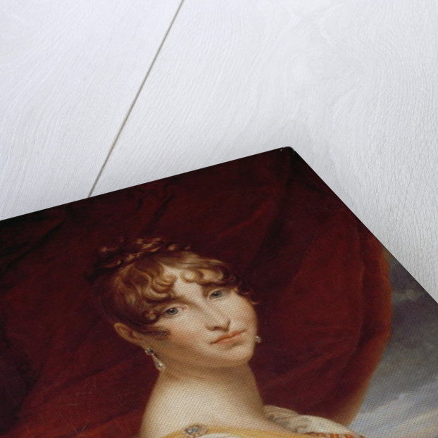 Hortense de Beauharnais by Francois Pascal Simon