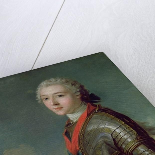Louis Jean Marie de Bourbon Duke of Penthievre by Jean-Marc Nattier