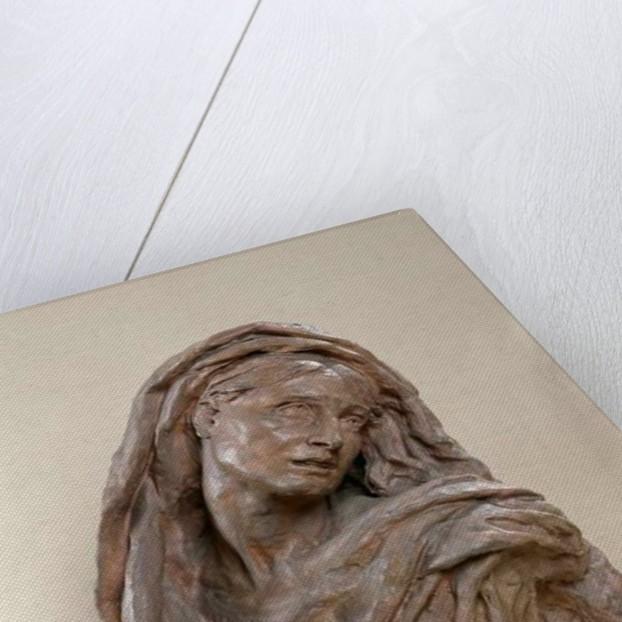 Mater Dolorosa by Jean-Baptiste Carpeaux