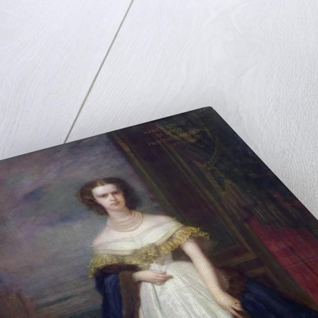 Marie-Clotilde Therese Louise Princess of Savoy by Antoine Auguste Ernest Herbert or Hebert