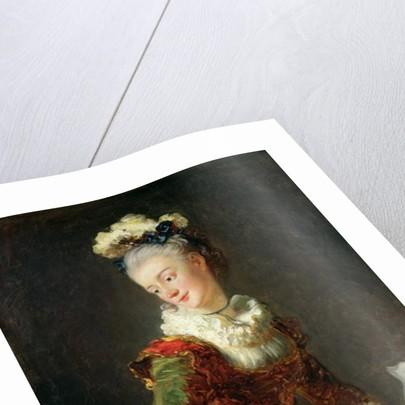 Marie-Madeleine Guimard by Jean-Honore Fragonard