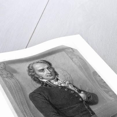 Henri Benjamin Constant de Rebecque at the Tribune by Felix Philippoteaux