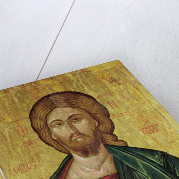 Christ Pantocrator by Bulgarian School