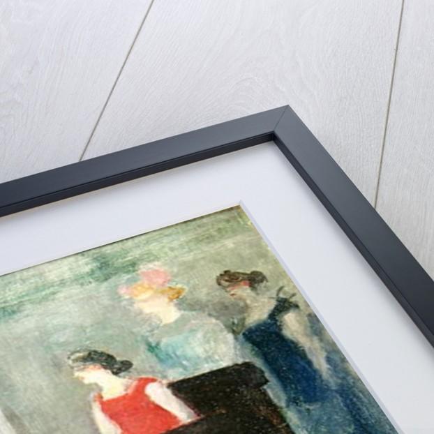Messalina by Henri de Toulouse-Lautrec