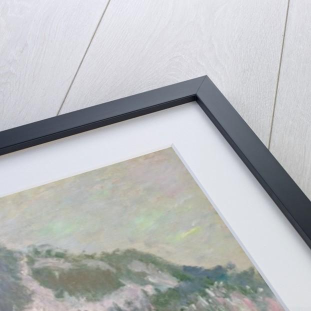 Mount Kolsaas, Norway by Claude Monet