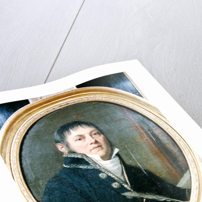 Bernard-Francois Balzac by French School
