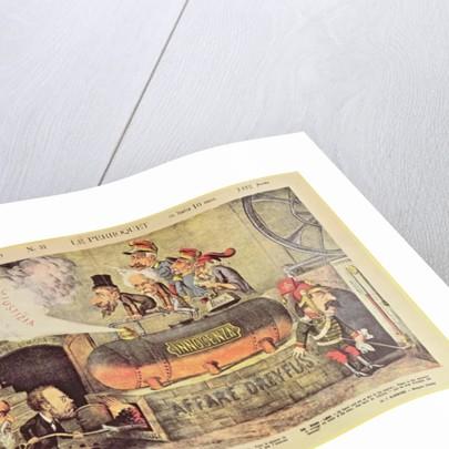 The Dreyfus Affair by Italian School
