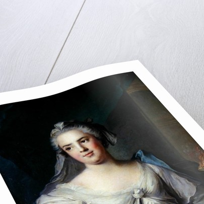 Madame Henriette as a Vestal Virgin by Jean-Marc Nattier