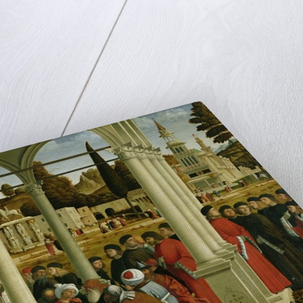 Debate of St. Stephen by Vittore Carpaccio