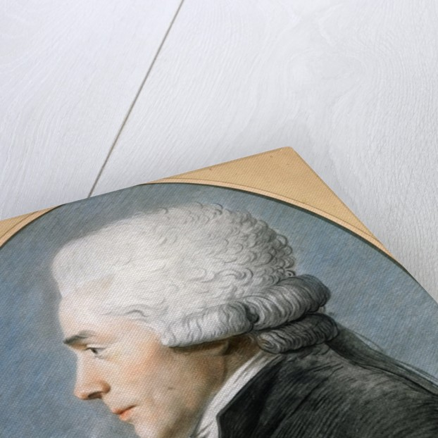 Maximilien de Robespierre by Joseph Boze