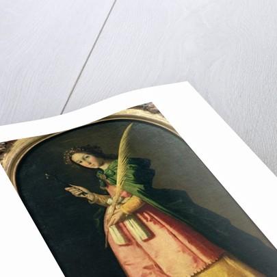 St. Apollonia by Francisco de Zurbaran