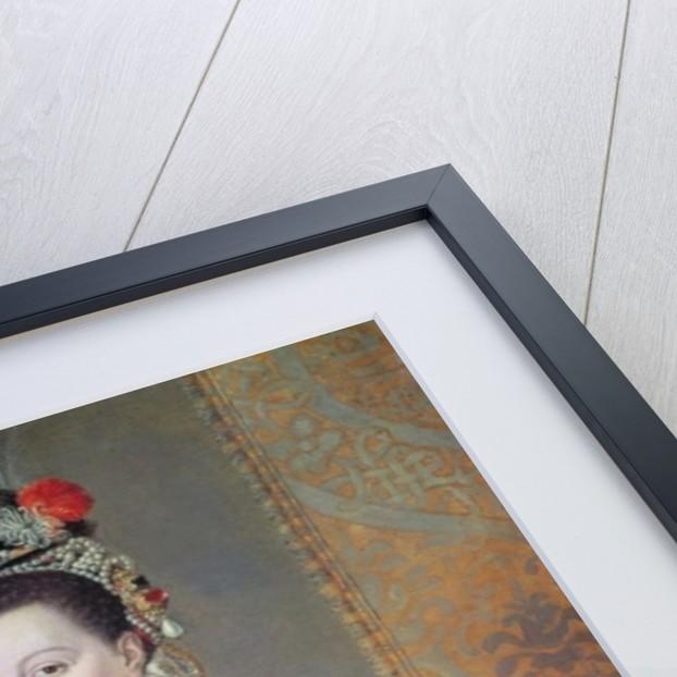Elizabeth de Valois by Alonso Sanchez Coello
