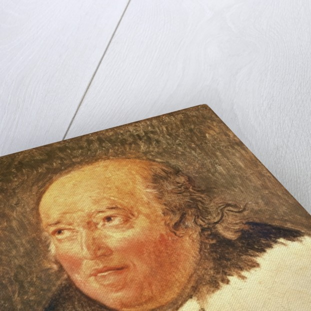 Portrait of Michel Gerard by Jacques Louis David