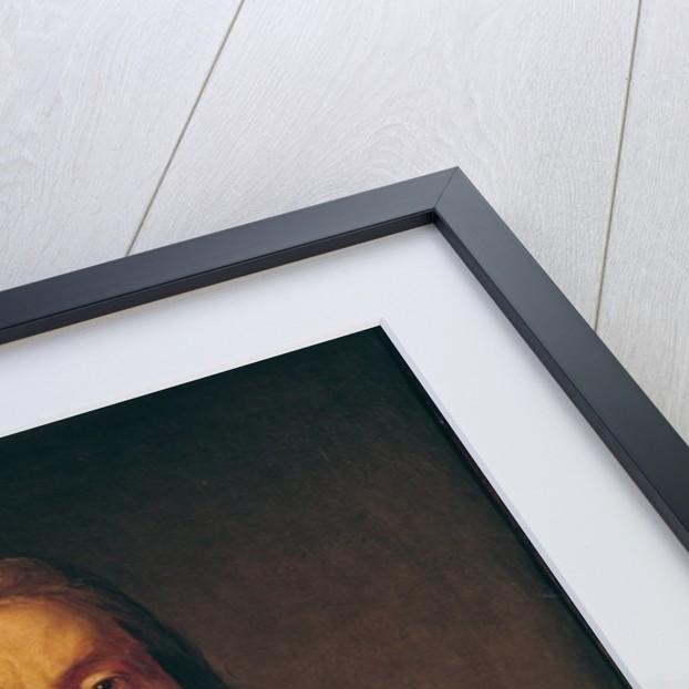 Oliver Cromwell by Gaspar de Crayer