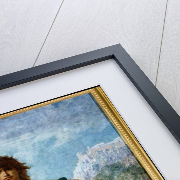 David Triumphant by Jules Elie Delaunay