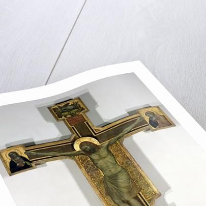 Crucifix by Ambrogio Bondone Giotto