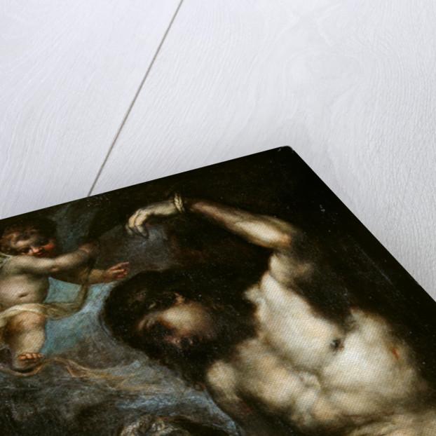 St Sebastian by Andrea Celesti