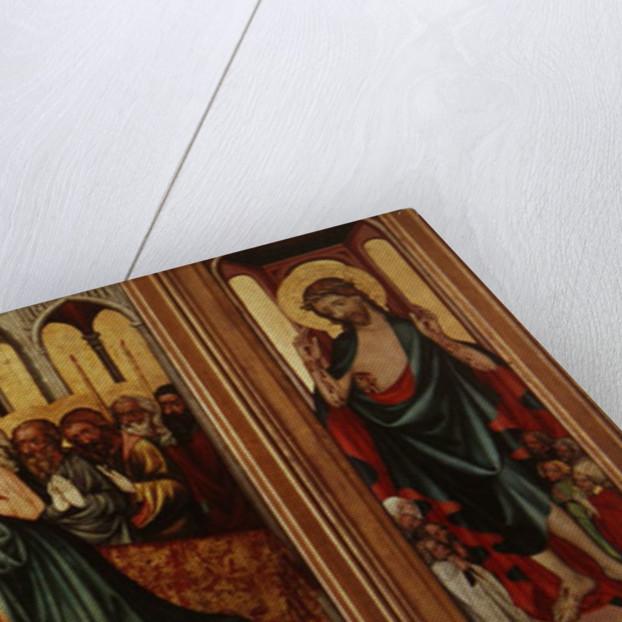 Roudnice Triptych by Czech School