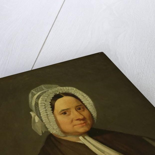 Portrait of Pauline's Aunt by Jean-Francois Millet