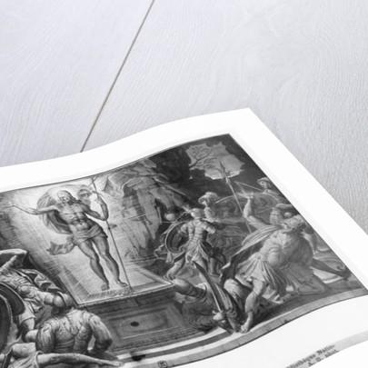 Life of Christ, Resurrection of Christ by Henri Lerambert
