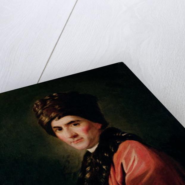 Jean Jacques Rousseau by Allan Ramsay