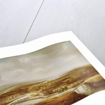 Landscape by Jan van der Meer