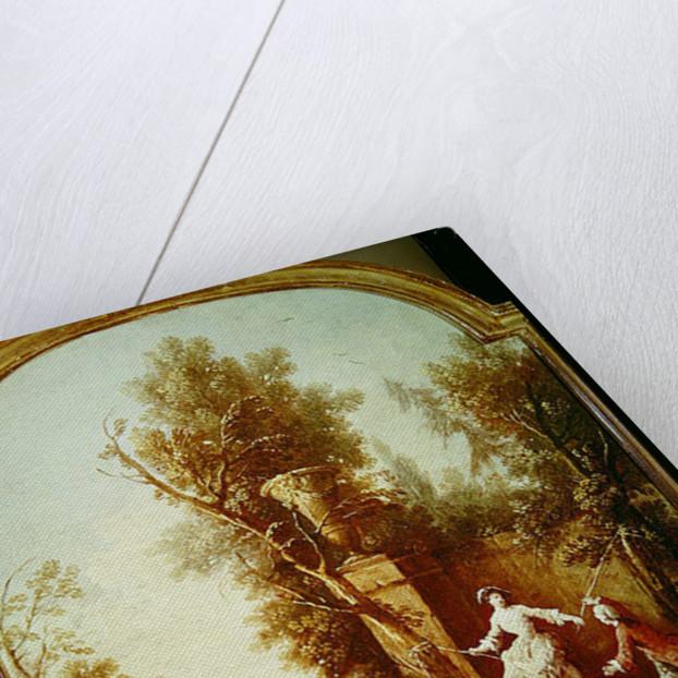 The Swing by Giuseppe Zais