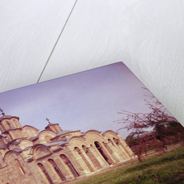 Gracanica Monastery by Unknown