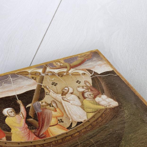 St. Fina saving the fishermen by Lorenzo di Niccolo Gerini
