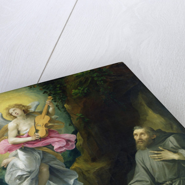 The Ecstasy of St. Francis of Assisi by Giuseppe Cesari