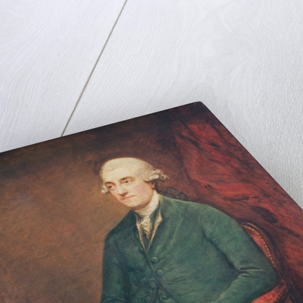 Isaac Henrique Sequeira by Thomas Gainsborough