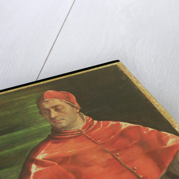 Pope Clement VII by Sebastiano del Piombo