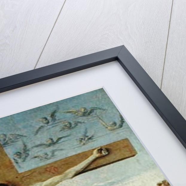 The Crucifixion by Giovanni Bellini