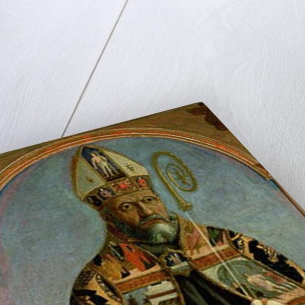 St. Augustine by Piero della