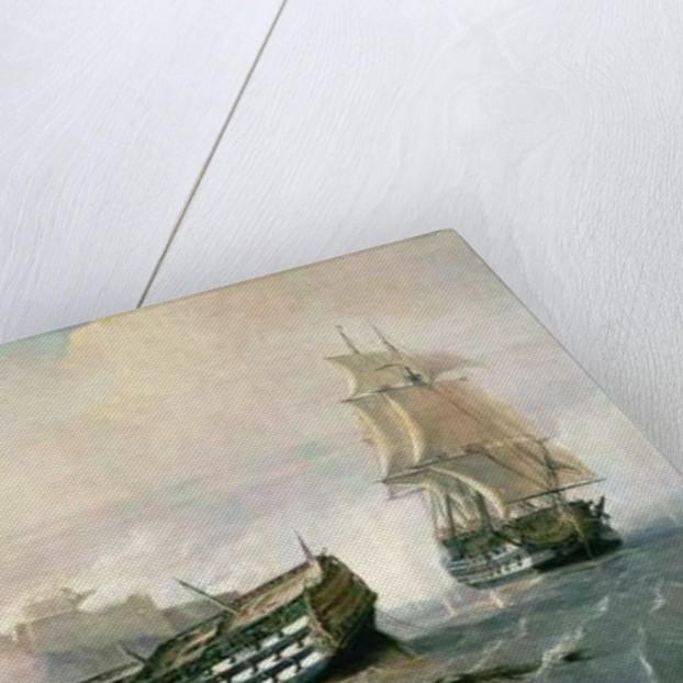 Defence of the Havana Promontory in 1762 by Rafael Monleon y Torres