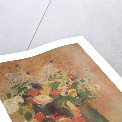 Still Life of Flowers by Odilon Redon
