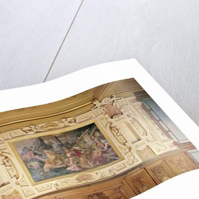 The Vengeance of Nauplius by Giovanni Battista Rosso Fiorentino