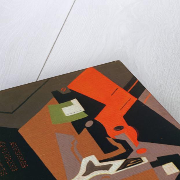 Composition by Juan Gris